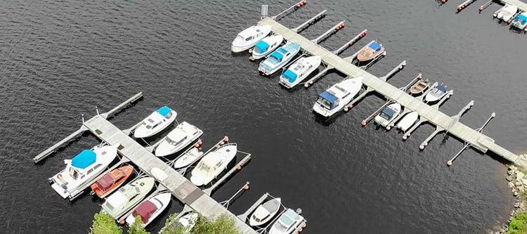 Kajaanin kaupunki venepaikat