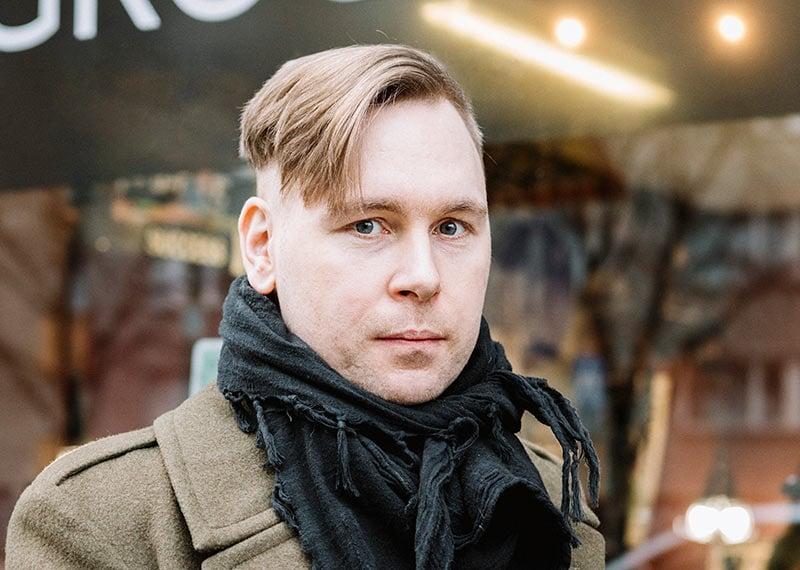 Valtteri Lindholm Vuoden verkkokauppavaikuttaja 2018