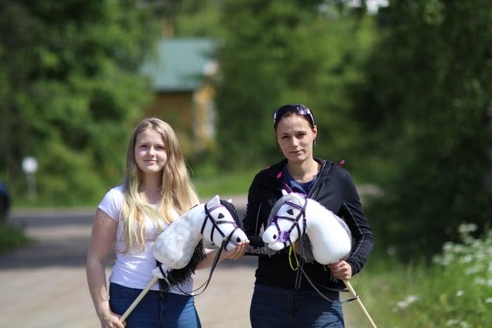 Verkkokauppa Taikakepparin Julia ja Virva