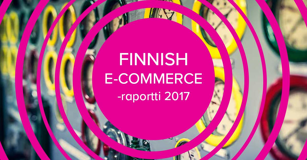 Tiedote: Tuore verkkokauppatutkimus - suomalainen kuluttaja eroaa selvästi muiden pohjoismaiden verkko-ostajista