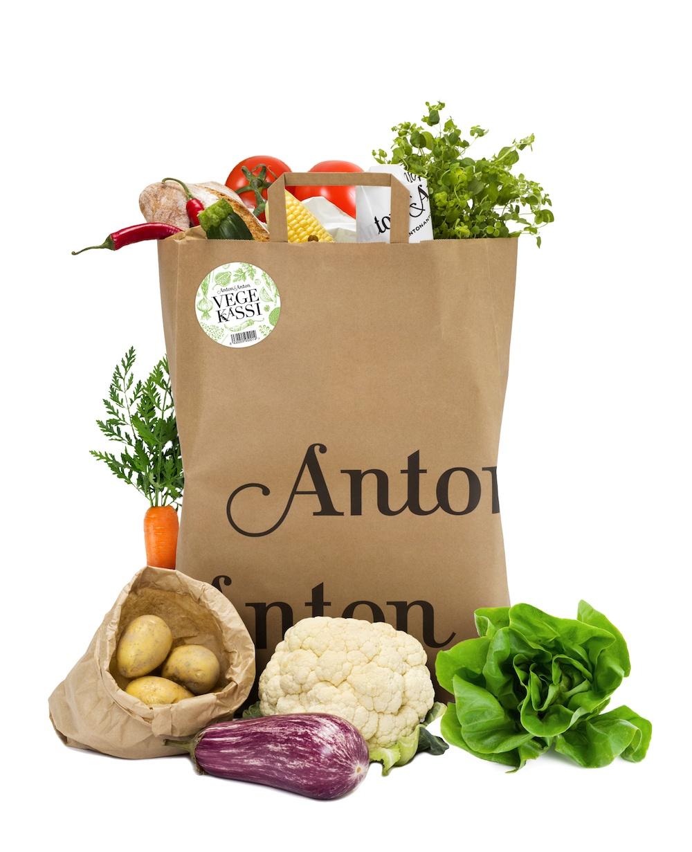 Anton&Anton toivottaa kilpailun tervetulleeksi ruoan verkkokauppaan