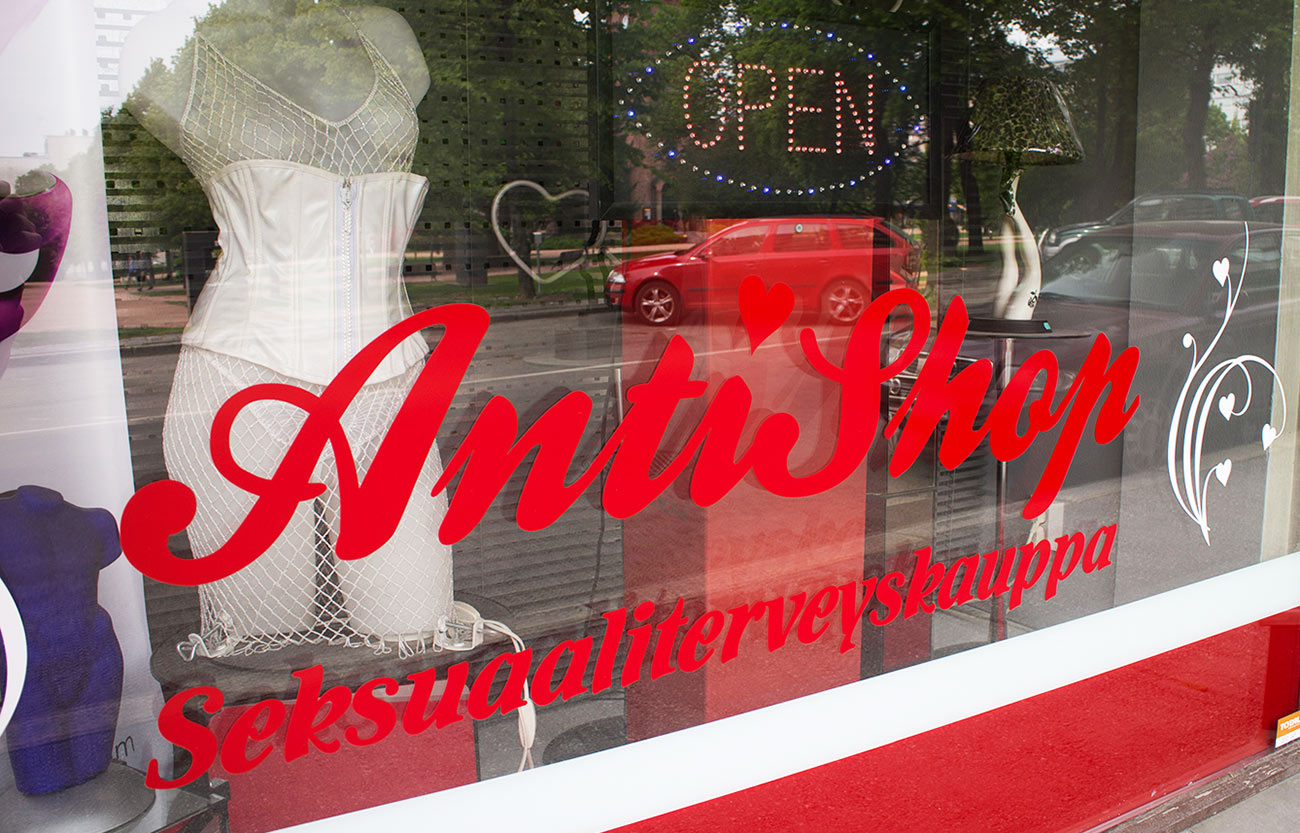 Verkkokaupan konkari, erotiikkaliike Antishop, vinkkaa: panosta asiakaspalveluun ja tuotekuvauksiin