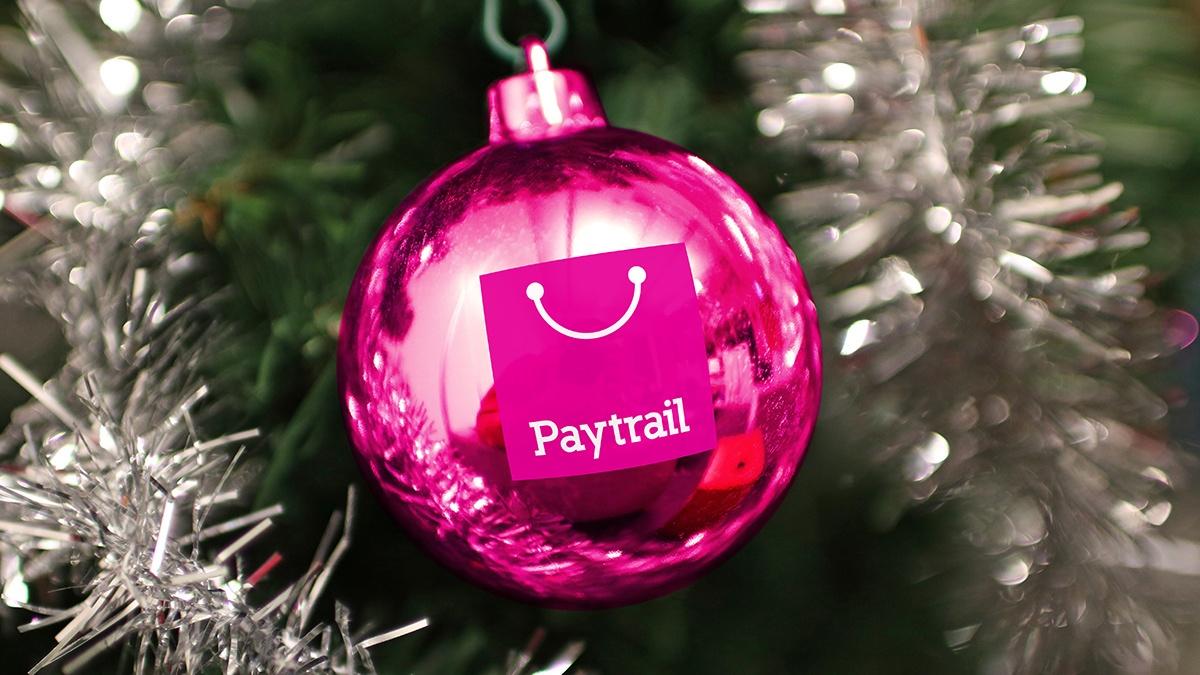 Paytrail toivottaa hyvää joulua!