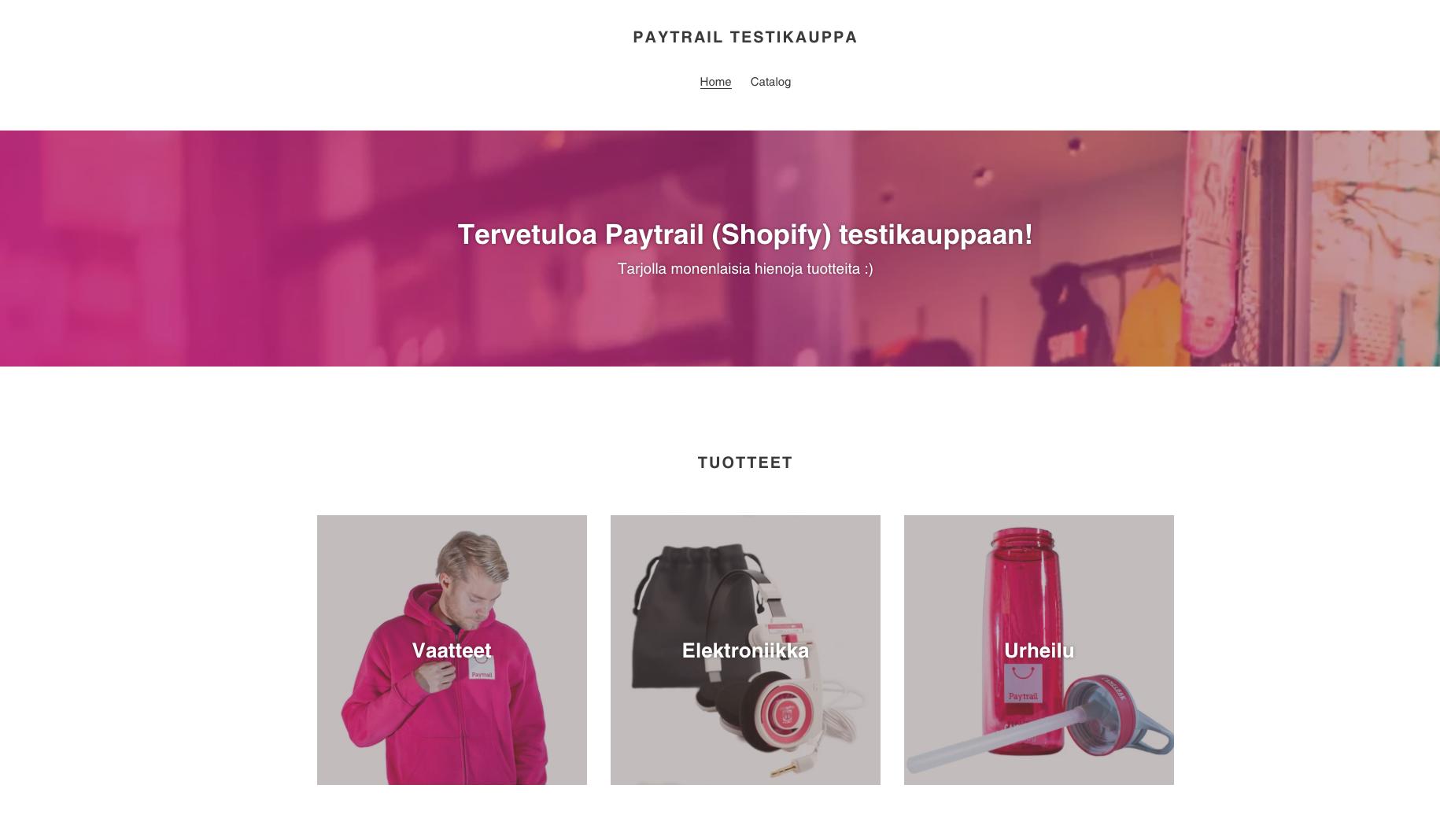 Onnistuuko Shopify-verkkokaupan perustaminen aloittelijalta?