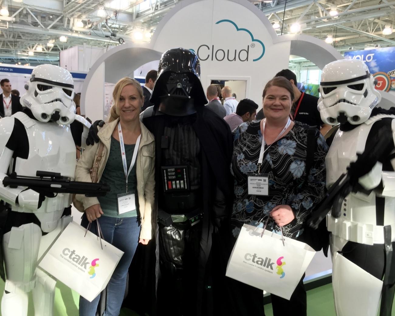 Terveiset eCommerce Expo 2015 -tapahtumasta Lontoosta