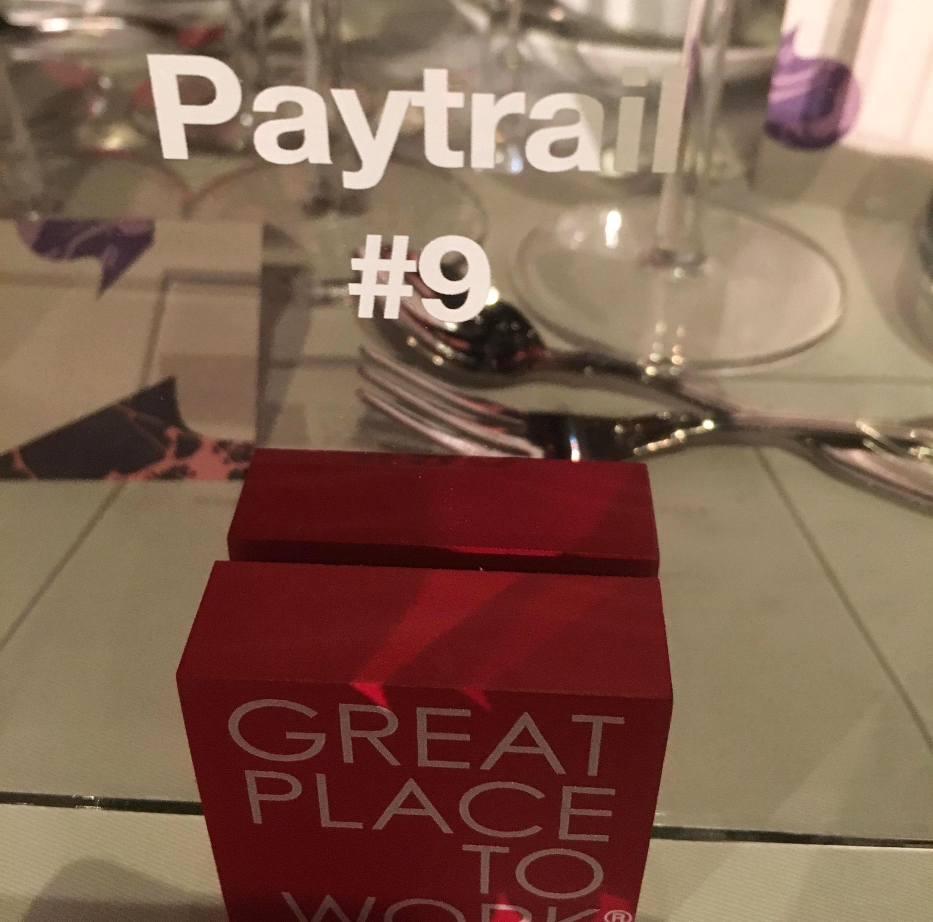 Paytrail Great Place to Work 2017 #9 -Työpaikan kulttuuri henkii asiakaskokemukseen