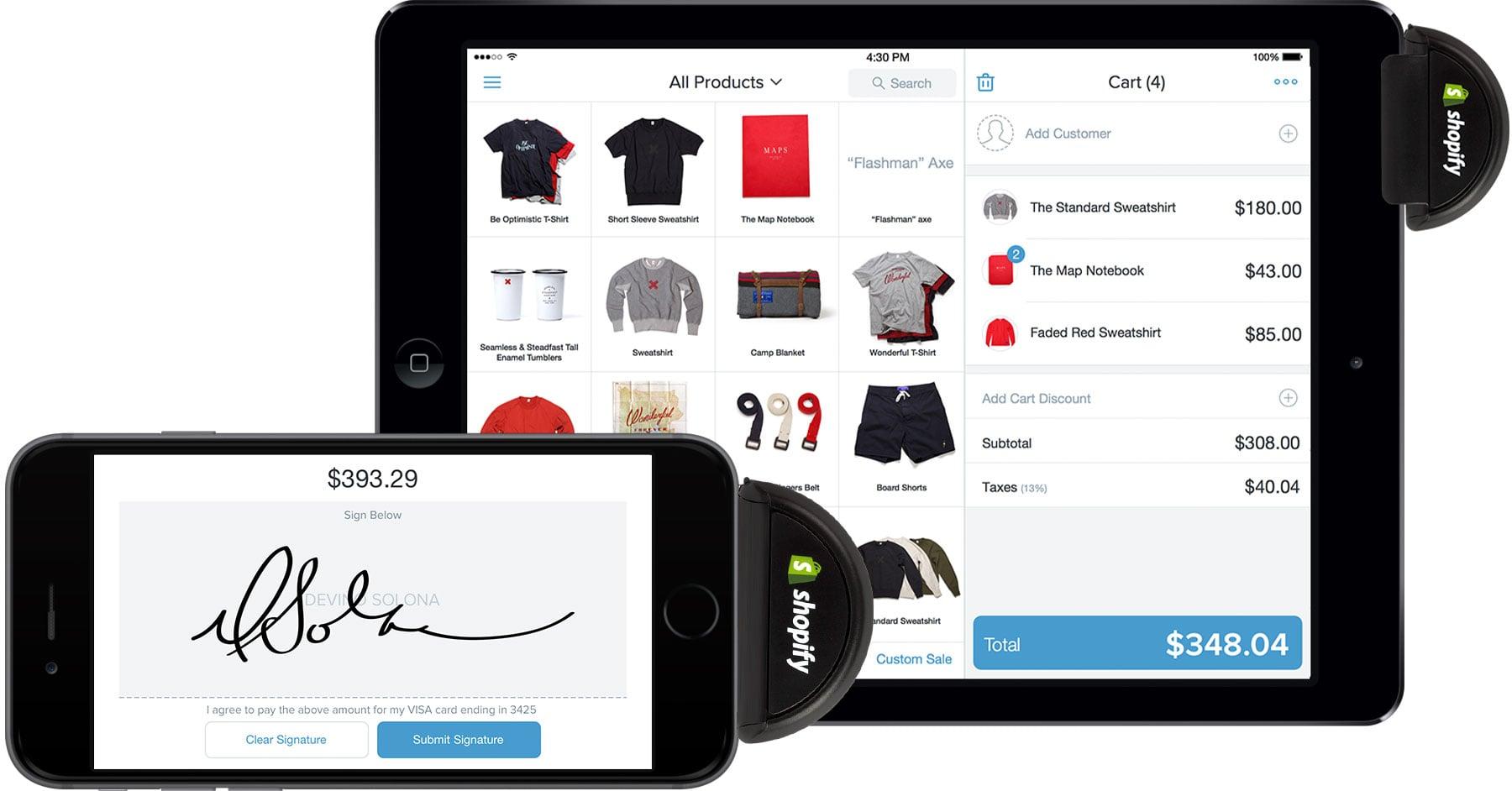 Verkkokauppa-alustat testissä: Shopify